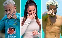 Disputada: Neymar, Ítalo Ferreira e Richarlison brigam por Juliette na internet; entenda