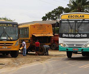 MP fiscaliza veículos que transportam crianças e adolescentes da rede pública de Campo Grande