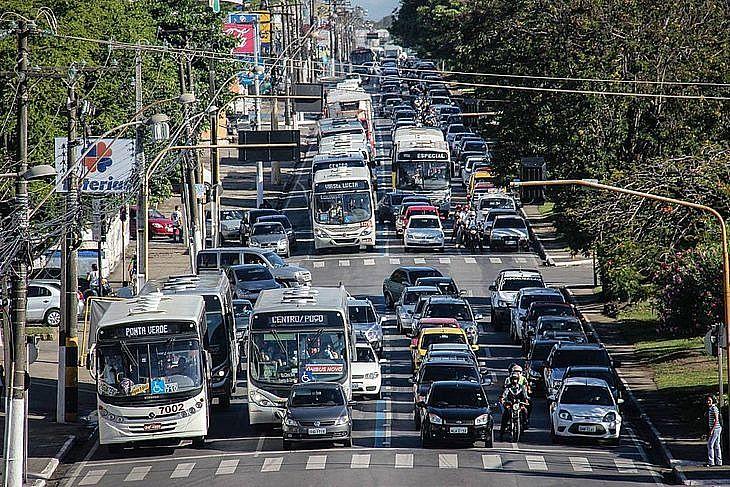 A obstrução no fluxo de veículos será realizada nas proximidades da Imprensa Oficial Graciliano Ramos para a execução de obras de saneamento