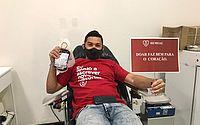 Hemoal tem menos de 50% do estoque de sangue necessário e apela por doações