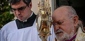 Corpus Christi será celebrado na próxima quinta sem a tradicional procissão em Maceió