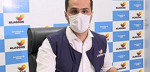 """""""Se AL tivesse seguido recomendação do Ministério da Saúde, hoje não teria mais doses"""", diz Ayres sobre vacinas"""