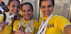 Alagoanas são campeãs mundiais, na Croácia, pelo Master Handball World Cup