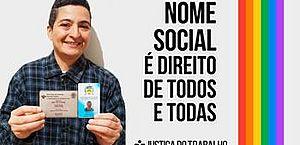 Sistemas eletrônicos do TRT/AL possibilitam uso do nome social