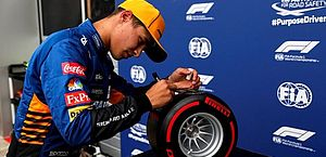 Norris conquista a pole no GP da Rússia; Verstappen largará em último