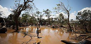 Idai é o ciclone mais forte a afetar Moçambique