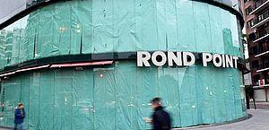 Rond Point, cafeteria de Buenos Aires; tradicional estabelecimento foi fechado em julho
