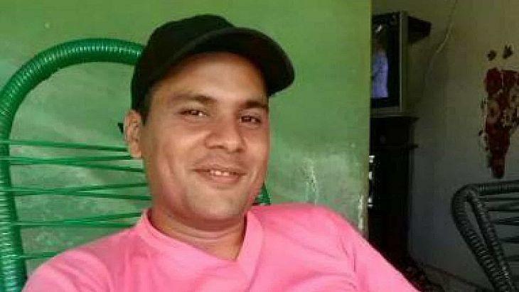 Rodrigo teve partes do corpo trituradas pelo equipamento e morreu na hora