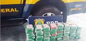 80 tabletes da substância foram apreendidos em Canapi