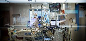 Fiocruz: mortes caem por 3 meses, e UTI de covid tem menor taxa em 14 meses