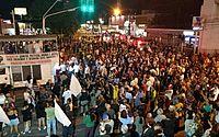 Vídeo: moradores do Pinheiro, Mutange e Bebedouro encerram protesto e liberam Fernandes Lima