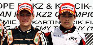 Velhos conhecidos, Leclerc e Verstappen são os novos grandes rivais na F-1