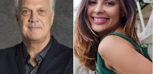 """Ex-BBB revela já ter ficado com Pedro Bial: """"Ele é maravilhoso"""""""