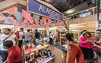 Artesãos alagoanos comercializam mais de R$300 mil durante Feira Nacional