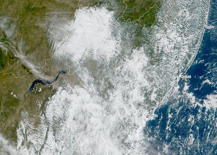 Veja a previsão do tempo para todas as regiões de Alagoas neste final de semana, dias 17 e 18 de julho