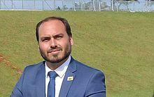Vereador é filho de Jair Bolsonaro
