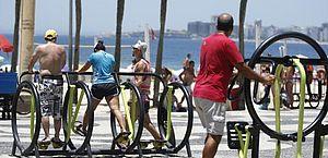 Brasileiros com mais de 18 anos se exercitam pouco