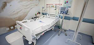 Hospital Metropolitano abre mais 20 leitos de UTI exclusivos para Covid-19