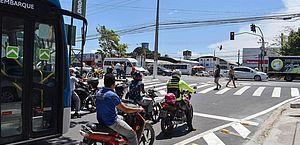 Trânsito na Bomba do Gonzaga será normalizado neste sábado