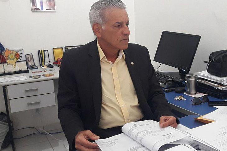 Delegado Robervaldo Davino investiga o caso e pede atenção a usuários de aplicativo