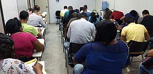 Seleções ocorrem de segunda a sexta-feira, às 8h e às 13h, no sine Maceió