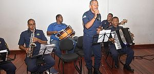 Banda da Guarda Municipal de Maceió realiza live junina, neste sábado