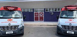 Nova Base Descentralizada do Samu é inaugurada no Hospital Metropolitano