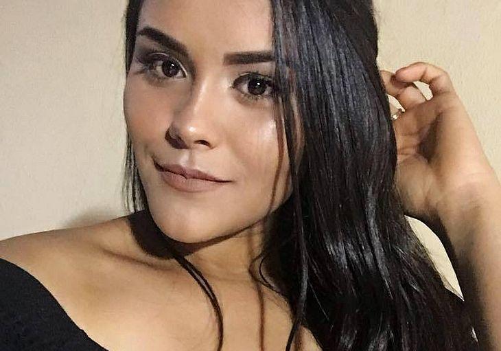 Danielle foi encontrada sem roupa e espancada