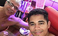 Lulu Santos assina união estável com Clebson Teixeira: 'Somos um casal perante a Lei'