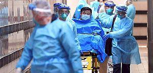 Coronavírus mata 2.606 pessoas na França