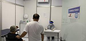 Centrais de Triagem diagnosticaram em julho quase seis mil pessoas com Covid-19