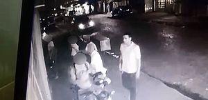 Vídeo: assaltantes roubam mais de R$ 20 mil de mercadinho no Clima Bom