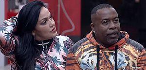 """Bibi perde a paciência com Fábio no Power Couple: """"Você nem conhece a gente"""""""