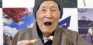 Masazo Nonaka tinha 113 anos e morreu de causas naturais, no Japão