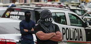 Número de assassinatos aumenta no Ceará após início do motim de PMs
