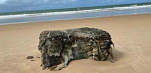 Pesquisa descobre que novos fardos misteriosos são de outro navio nazista