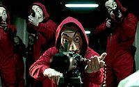 Netflix finaliza filmagens da quinta temporada de 'La Casa de Papel'