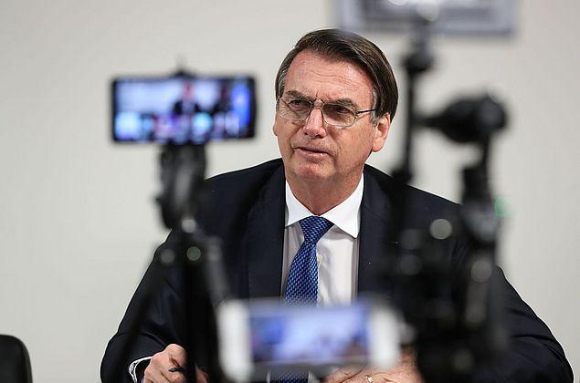 Bolsonaro diz estar confiante de que não haverá greve dos caminhoneiros