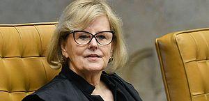 Rosa Weber assume plantão do Supremo a partir desta segunda-feira (18)