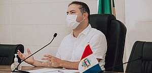 Por insumos, Renan Filho diz que governadores vão enviar carta para que Bolsonaro dialogue com outros países