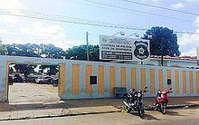 O suspeito foi levado para a Central de Polícia de Arapiraca
