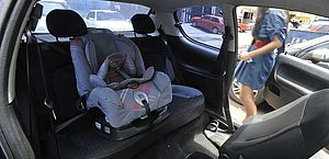 Veja as alterações nas regras para uso de cadeirinhas para bebês e crianças em veículos