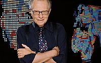 Larry King, apresentador, morre aos 87 anos