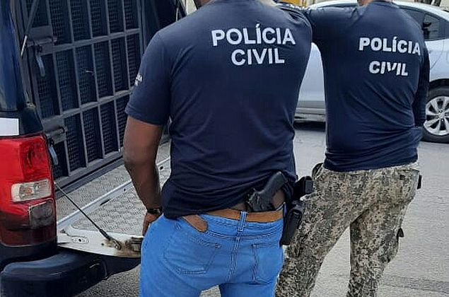 Polícia prende dois suspeitos de tentativa de homicídio em Marechal Deodoro