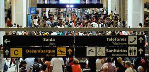 Governo diz que até 2021 venderá 44 aeroportos