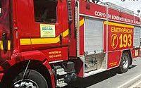 Bombeiros são acionados para incêndio em residência no Benedito Bentes