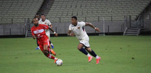 CRB estreia com derrota para o Fortaleza na Copa do Nordeste; 1 x 0