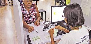 Regularização eleitoral: posto de atendimento no Maceió Shopping funciona das 8h às 17h