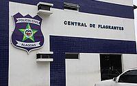 Suspeito é preso com droga e arma de fogo no Benedito Bentes