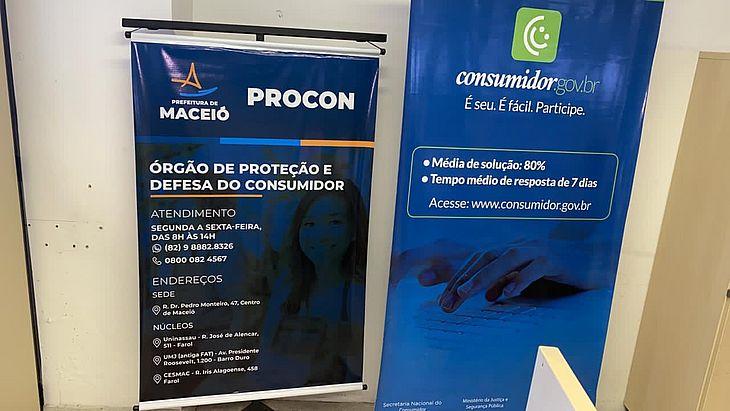 Procon Maceió alerta consumidores sobre produtos comprados pela internet